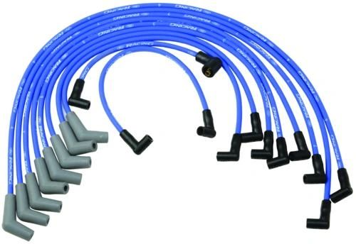 """9MM SPARK PLUG WIRE SETS - """"FORD RACING"""", M-12259-C460"""