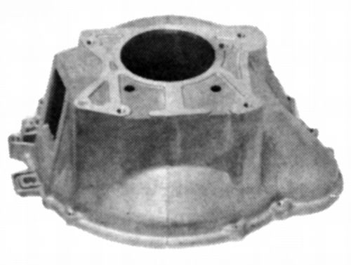 302/351 BELLHOUSING FOR TREMEC 5-SPEED, M-6392-R58