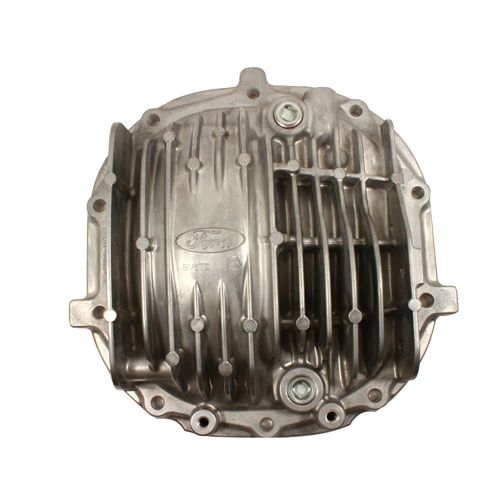 "8.8"" ALUMINUM AXLE COVER WITH DIFFERENTIAL COOLER PORTS, M-4033-KA"