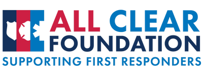 All Clear Foundation logo and slogan