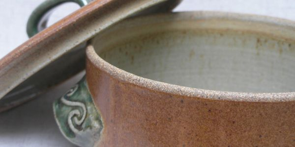 Pottery for kitchen and home