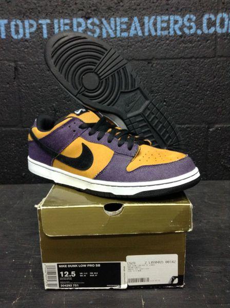 more photos e853a 531fd Nike dunk low SB goofy boys Sz 12.5   Toptier Sneakers