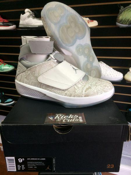 aa0dac92b27 Air Jordan retro 20 Laser sz 9.5 | Toptier Sneakers