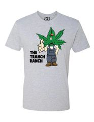 The Tranch Ranch T-shirt *Light Gray