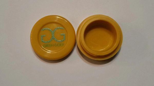 Silicone Storage Container *Golden Yellow