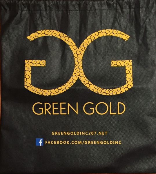 Drawstring GG Swag Bag