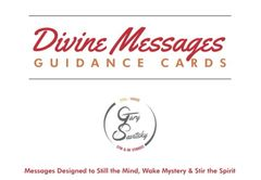 Divine Message - Guidance Cards