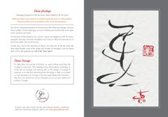 Divine Courage ~ Divine Greeting Card