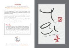 Divine Joy ~ Divine Greeting Card