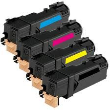 EPSON S050630 Black, S050629 Cyan, S050627 Yellow, S050628 Magenta Compatible Toner Cartridge
