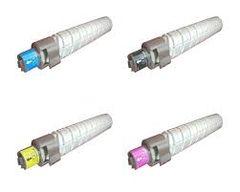 Gestetner 841284 Black 841287 Cyan 841286 Magenta 841285 Yellow Compatible Toner Cartridge