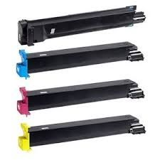 Develop Ineo 8938509 TN210K Black, 8938511 TN210C Cyan, 8938512 TN210M Magenta, 8938510 TN210Y Yellow Compatible Toner Cartridge
