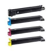 Develop Ineo A0TM131 TN613K Black, A0TM430 TN613C Cyan, A0TM330 TN613M Magenta, A0TM230 TN613Y Yellow Compatible Toner Cartridge