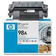 HP 92298A 98A OEM Laser Toner Cartridge