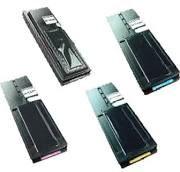 Lanier 480-0081 Black 480-0084 Cyan 480-0083 Magenta 480-0082 Yellow Type 110 Compatible Toner Cartridge