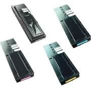 Ricoh Gestetner Lanier Savin Nashuatec Infotec 885317 Black 885320 Cyan 885319 Magenta 885318 Yellow Type M1 Compatible Toner Cartridge