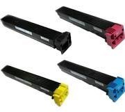 Olivetti B0778 Black, B0781 Cyan, B0780 Magenta, B0779 Yellow TN213 Compatible Toner Cartridge