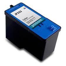 Dell 310-7518 310-7853 JF333 C911T PG324 Black/Tri-Color Series 6 Compatible Inkjet Cartridge