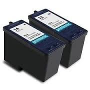 Lexmark 14 18C2090 Black 15 18C2110 Tri-Color Compatible Inkjet Cartridge