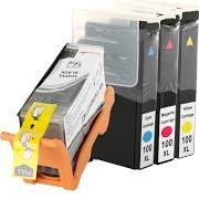 Lexmark 100XL 100 14N1068 14N1011 Black 14N1069 14N1013 Cyan 14N1070 14N0901 Magenta 14N1071 14N1017 Yellow Compatible Inkjet Cartridge