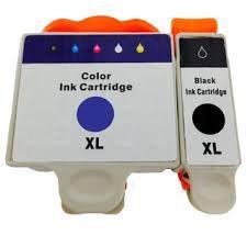 Dell DW905 Black DW906 Tri-Color Series 20 Compatible Inkjet Cartridge