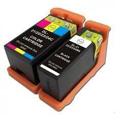 Dell GRMC3 T093N 330-5275 T091N 330-5253 T105N 330-5255 T109N 330-5887 Black XG8R3 T094N 330-5274 T092N 330-5254 T106N 330-5256 T110N 330-5888 Tri-Color Series 21, 22, 23, 24 Compatible Inkjet Cartridge