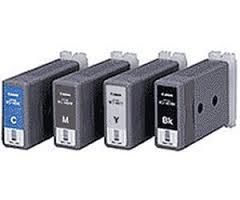 Canon BCI1201BK Black BCI1201C Cyan BCI1201M Magenta BCI1201Y Yellow Compatible Inkjet Cartridge