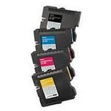 Ricoh GC31BK 405701 Black GC31C 405702 Cyan GC31M 405703 Magenta GC31YK 405704 Yellow Type 21 Compatible Inkjet Cartridge