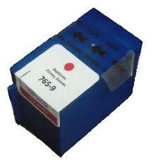 Pitney Bowes 765-9 Compatible Red Personal Post Postage Meter Ink Cartridge