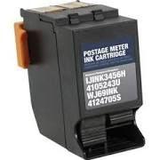 Neopost 4115243U 4105243U IJINK3456H Compatible Neopost Red UV Fluorescent Inkjet Cartridge