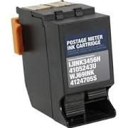 Hasler 4124705S 4124715S 4139518X Compatible Red UV Fluorescent Inkjet Cartridge