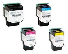 IBM 39V2430 Black 39V2431 Cyan 39V2432 Magenta 39V2433 Yellow Compatible Toner Cartridge