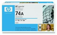 HP 92274A 74A OEM Laser Toner Cartridge