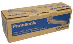 Panasonic KX-A144A Genuine Toner Cartridge. Panasonic KX-A145A Genuine OPC Drum Unit