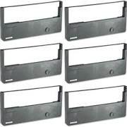 Tally Genicom 082727 Black Compatible Ribbon - 6 Pack