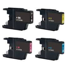 Brother LC1240XL LC-1240XL Compatible Inkjet Cartridge