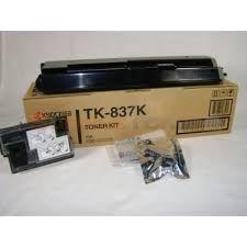 Kyocera Mita 1T02G70US0 TK837K Compatible Toner Cartridge