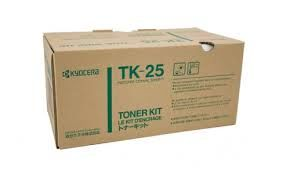 Kyocera Mita 1T02B80US0 37027025 TK25 Genuine Toner Cartridge
