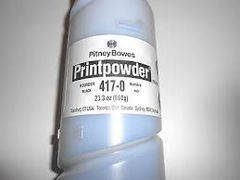 Pitney Bowes 417-0 Compatible Toner Bottle