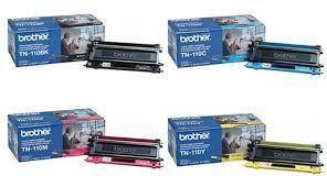 Brother TN110BK TN150BK TN170BK TN190BK Black Genuine Toner Cartridge. Brother DR110CL DR130CL DR150CL DR170CL Compatible Drum Unit
