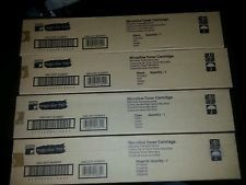 Konica Minolta 1710322-001 Black, 1710322-002 Cyan, 1710322-004 Magenta, 1710322-003 Yellow Genuine Toner Cartridge