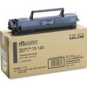 Muratec TS120 Genuine Toner Cartridge. Muratec DK120 Genuine Drum Unit