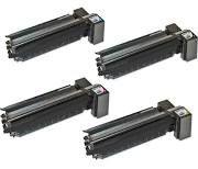 Lexmark 15G031K 15G032K 15G042K Black 15G031C 15G032C 15G042C Cyan 15G031M 15G032M 15G042M Magenta 15G031Y 15G032Y 15G042Y Yellow Compatible Toner Cartridge