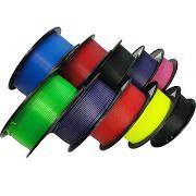 PLA Filament 1.75mm 3D Printing Filament Type A Spool - Select Colors: