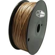 Wood Filament 1.75mm 3D Printing Filament - Nature