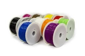 ABS Filament 1.75mm 3D Printer Filament Type B Spool -- Select Colors: