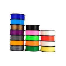 PLA Filament 1.75mm 3D Printer Filament Type B Spool -- Select Colors: