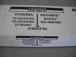 Monroe Savin TK05 Group 05 Compatible Toner Cartridge