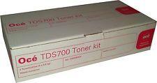 Oce TDS700 1060047449 Genuine Toner Cartridge - 2 Pack