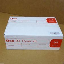 Oce B4 25001878 Genuine Toner Cartridge - 2 Pack
